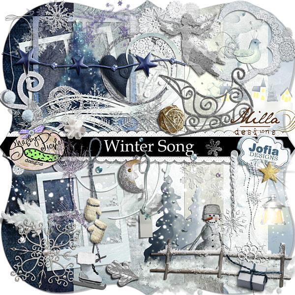 цифровой скрапбукинг, скрап-набор, картинки на прозрачном фоне, для фотографий, для фотошоп, зима, снег, белый, рукоделки василисы