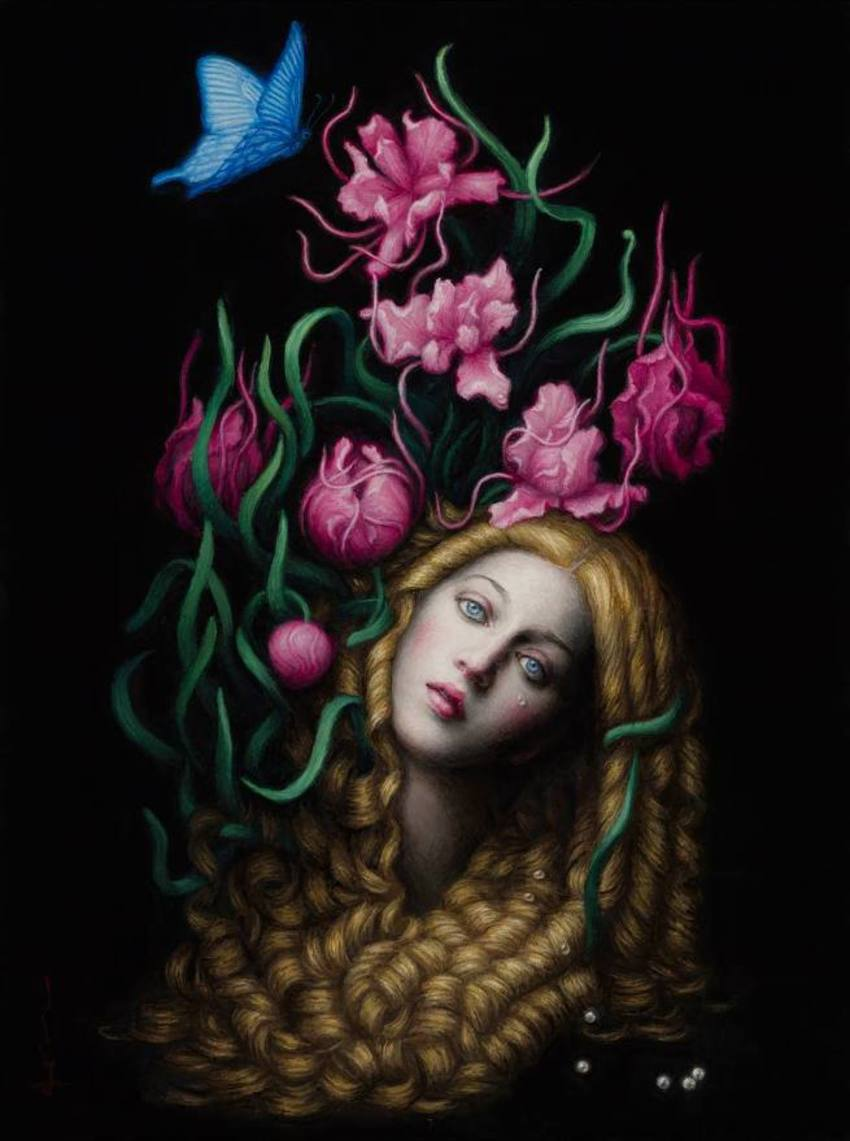 Chie Yoshii Surrealism and Visionary art