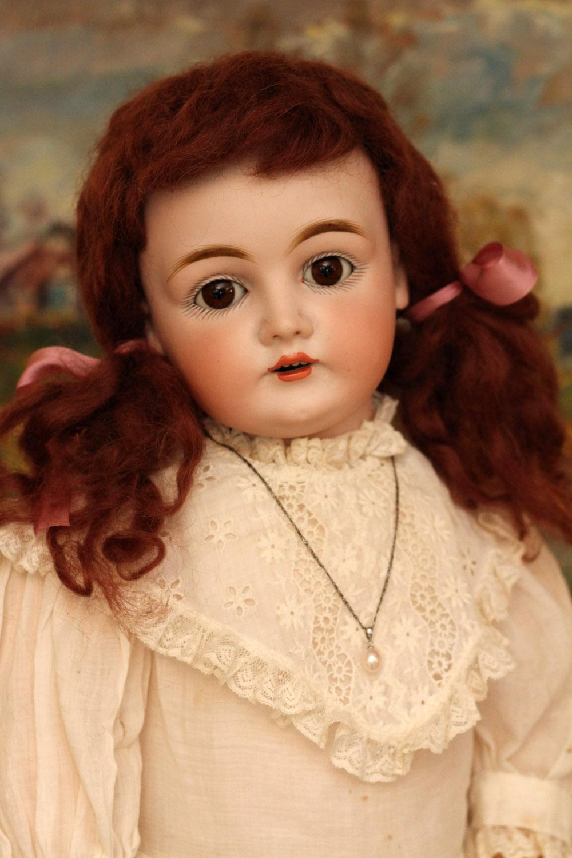 Антикварная кукла фабрики Кестнер 146 молд